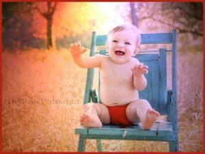 linda foto de bebe de feliz descarga