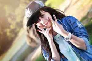 perfil de la chica pic whatsapp linda