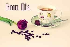 mais recente bom dia chá rosa imagem download