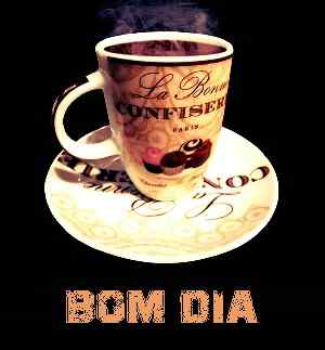 top tea bom dia caption fotos