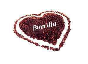 Bom dia romântico com bom dia bonito com imagem de download de chocolate