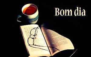 bom chá com bom dia legenda download de imagens