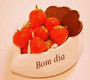 chocolates românticos com boas fotos da manhã