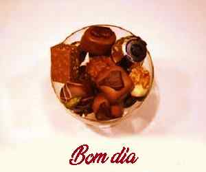 foto superior de bom dia chocolate download gratuito