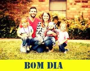 fotos legais de bom dia família download grátis