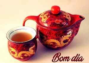 melhor chá bom dia foto download