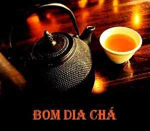 melhor chá com bom dia foto download