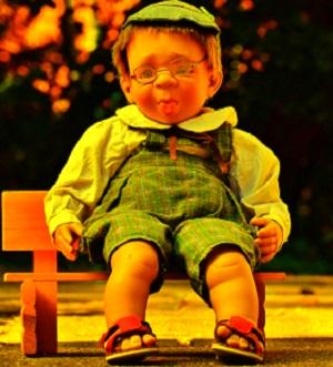 foto de niño muñeca para foto de perfil de niños
