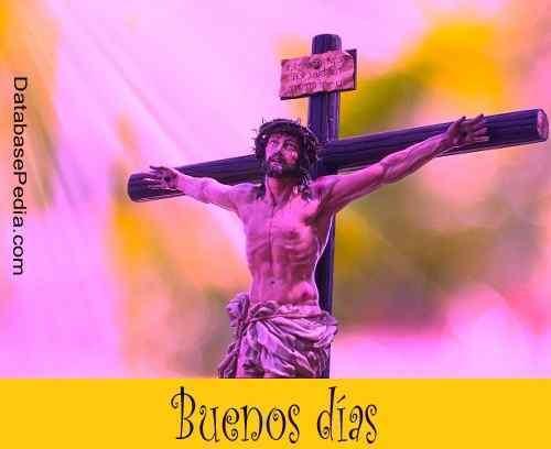 mejor fondo de pantalla de Jesús con buenos días descargar
