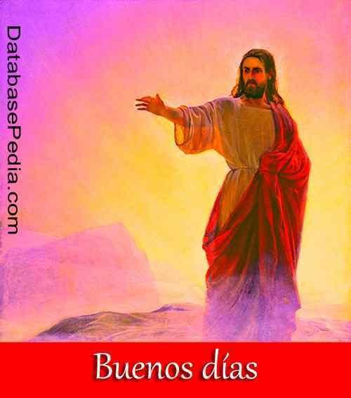 mejores fotos de jesus con buenos días descargar