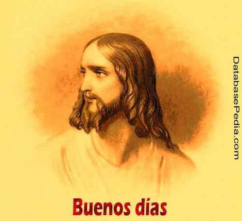 nueva imagen de buenos días con jesus descarga gratuita